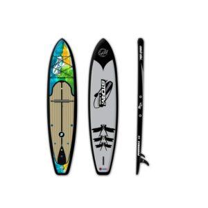 Надувная доска для sup серфинга Stormline Power Max 11.6