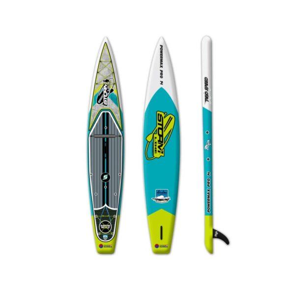 Надувная доска для sup серфинга Stormline Power Max PRO 14